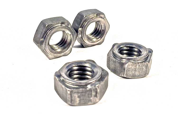 Weld Nut All Size Supply Co